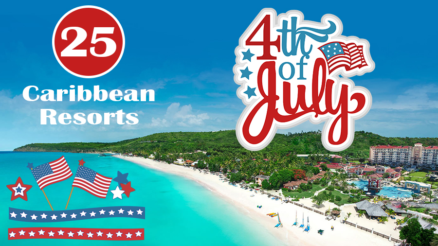 top 25 best caribbean resorts for the fourth of july zoëtry