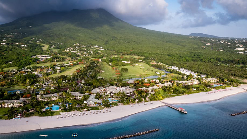 resorts for the fourth of july seasons nevis