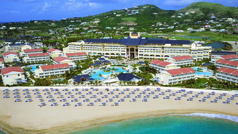 caribbean resorts for the fourth of july saint kitts marriott