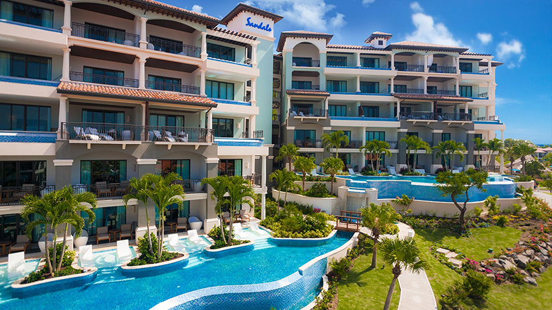 caribbean resorts for the fourth of july sandals grenada