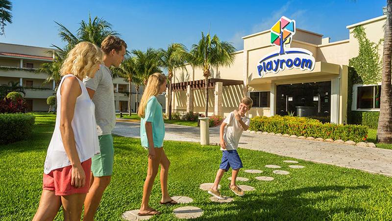 stay at palace resorts playroom