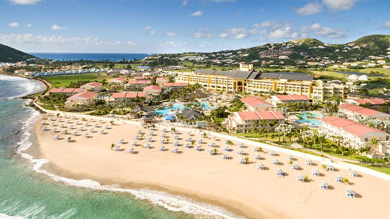 saint kitts marriott resort beachfront vacation