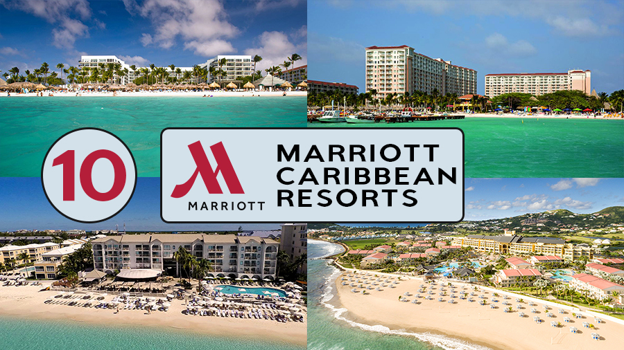top 10 best marriott caribbean resorts