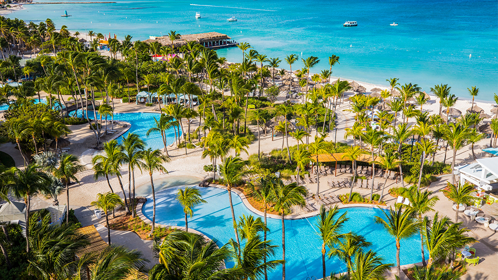 hilton aruba caribbean resort and casino tropical travel