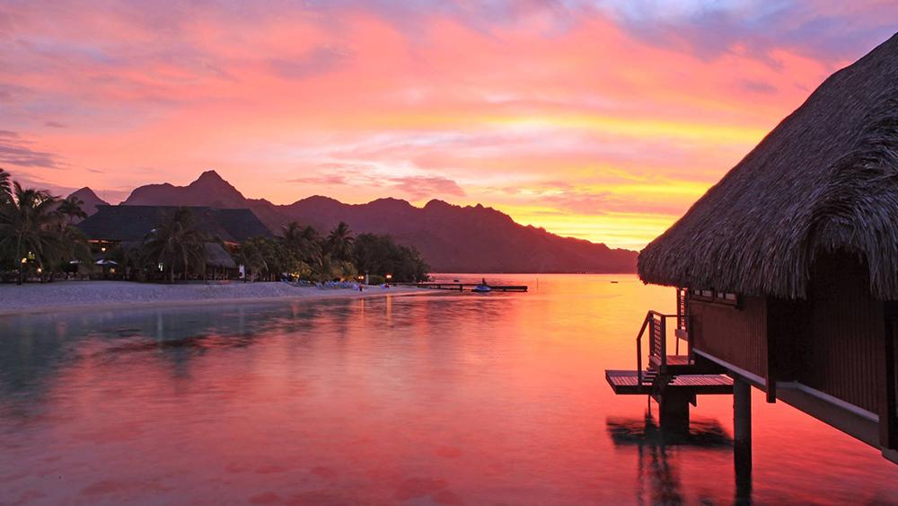 hilton moorea lagoon resort pacific island vacation