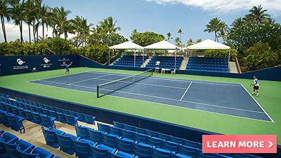 waikoloa village hilton fun things to do tennis
