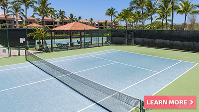 kohala suites hawaii vacation tennis courts