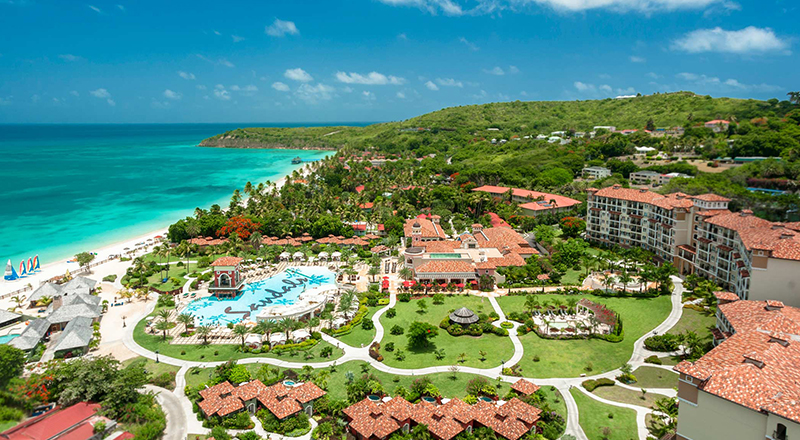 caribbean resorts for christmas