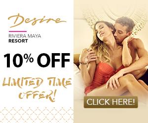 desire riviera maya best vacation deals