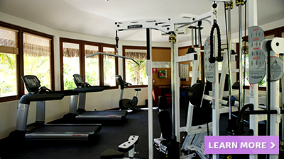 le meridien bora south pacific best places to work out