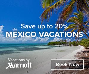 marriott mexico best vacation deals