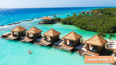 renaissance aruba resort oceanfront cabana vacation