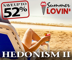 hedo clothing optional deals