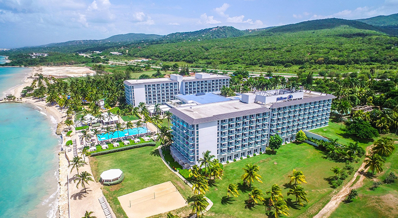 hilton caribbean resorts
