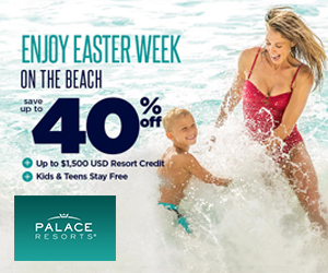 palace resorts easter best vacation deals