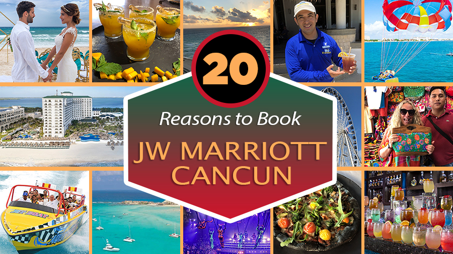 jw marriott cancun making merry in mexico