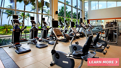 caribe travel hilton puerto rico best places to work out