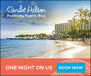 caribe hilton one night on us vacation deals