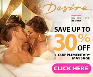 desire riviera maya all inclusive mexico deals