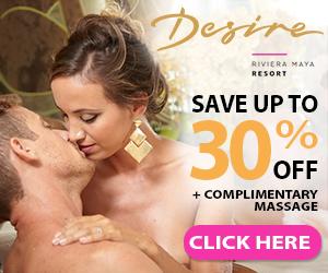 desire riviera maya adults getaway deals