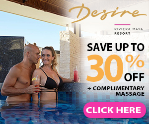 desire riviera maya caribbean couples only travel deals