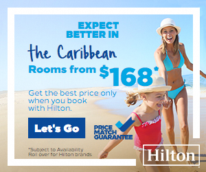 hilton caribbean vacation deals