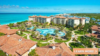all inclusive children's travel beaches turks and caicos
