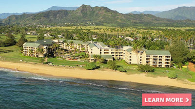 best hawaiian luxury resorts courtyard kauai