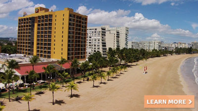 beach vacation courtyard marriott isla verde beach resort