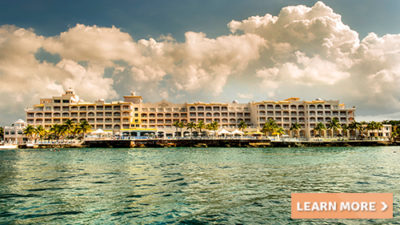 lavish resort cozumel palace