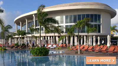 luxury resorts grand at moon palace caribbean