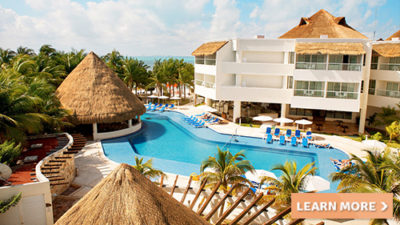 best luxury resorts isla mujeres palace mexico