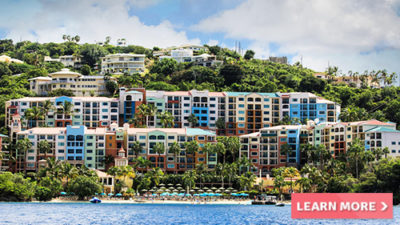 luxury caribbean beach vacation marriott's frenchman's cove