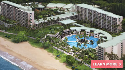 lavish hotel marriott's kauai beach club hawaiian