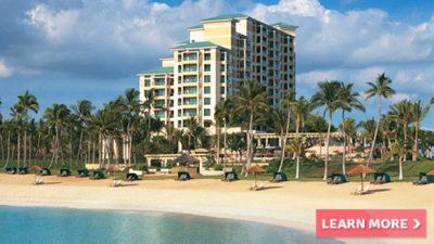 top luxury resorts marriott's ko olina beach club