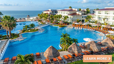 all inclusive getaway moon palace cancun mexico