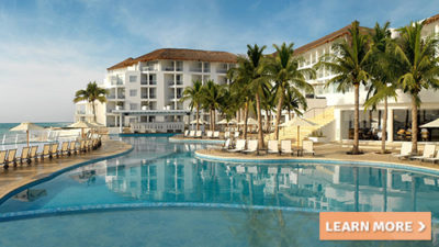 lavish hotel playacar palace caribbean vacation