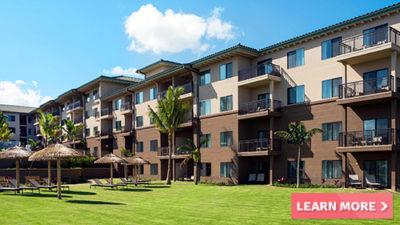lavish hotel residence inn maui wailea hawaii