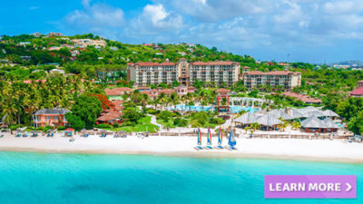 caribbean all inclusive travel sandals antigua