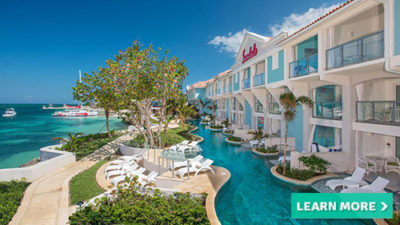 luxury hotel sandals montego bay jamaica