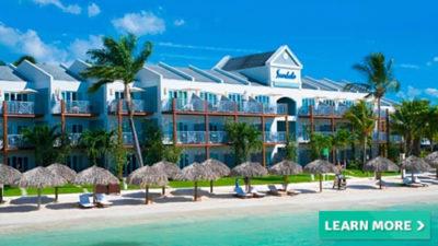 luxury travel sandals negril jamaica