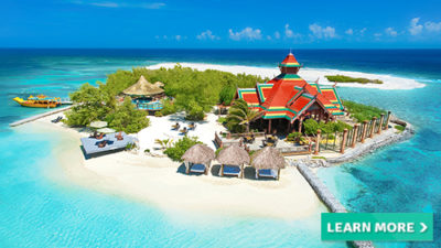 luxury vacation sandals royal caribbean