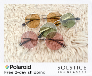 solstice polaroid sunglasses sale