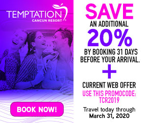 temptation adult only travel deals