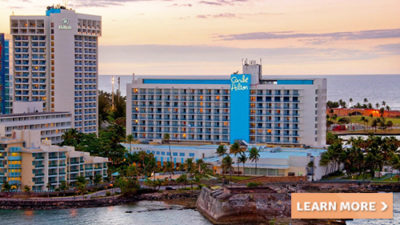 caribe hilton puerto rico family vacation