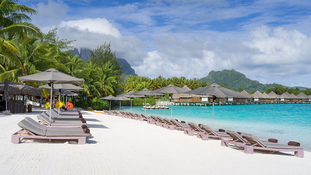 saint regis bora bora south pacific travel destination