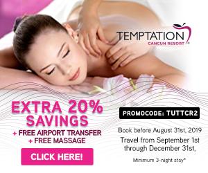 temptation topless travel deals