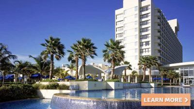 caribe hilton luxy hotel caribbean