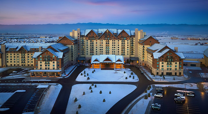Gaylord Rockies Resort &; Convention Center