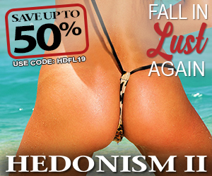 hedonism adult only resort deals